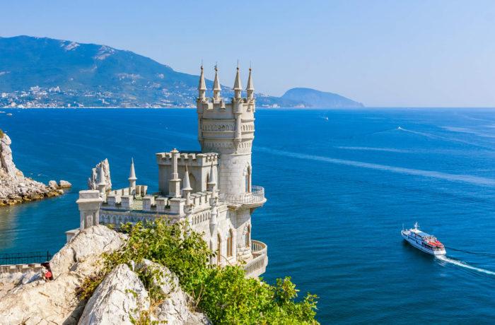 Большое путешествие по Крыму