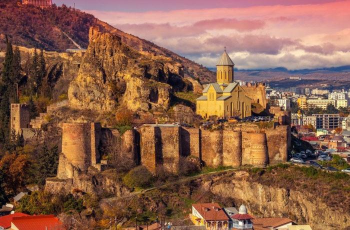 Тбилиси + солнечная Аджария