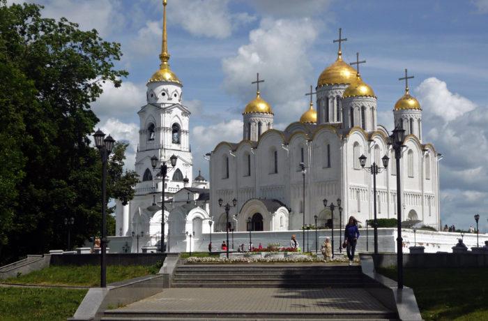 11 городов Золотого Кольца России